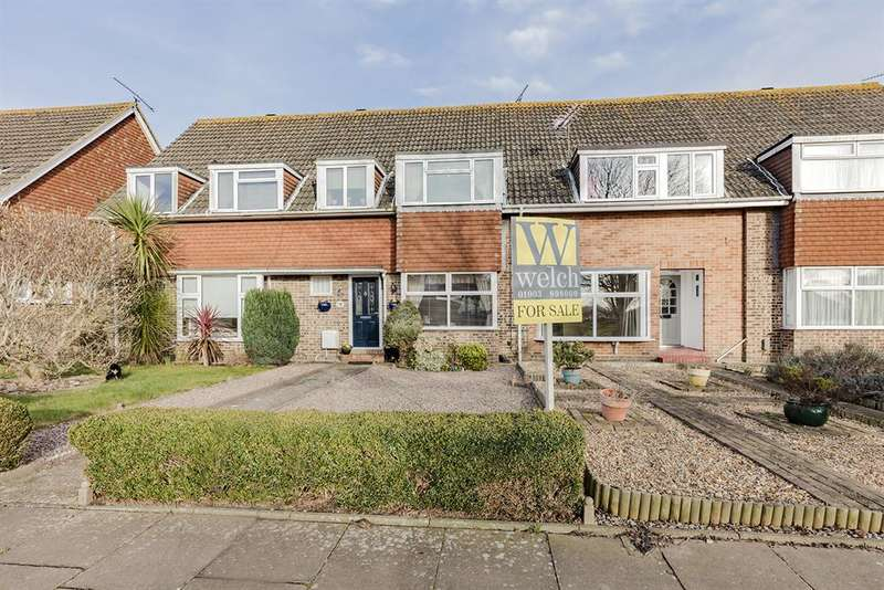 3 Bedrooms Terraced House for sale in Greenland Walk, Worthing, West Sussex, BN13 2NS