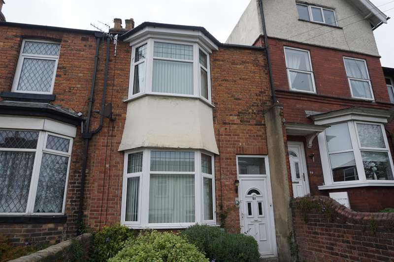 2 Bedrooms Terraced House for sale in Seamer Road, Scarborough, YO12 4EF