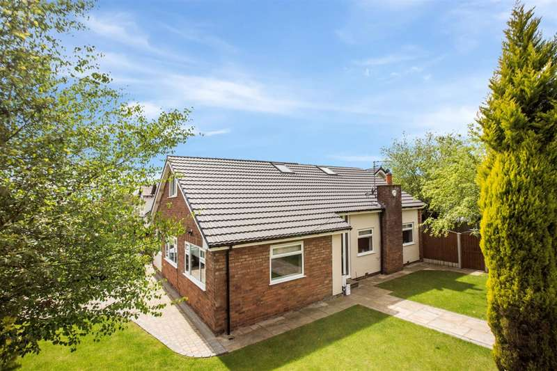 5 Bedrooms Detached House for sale in Beatrice Road, Worsley, Manchester, M28 2TW