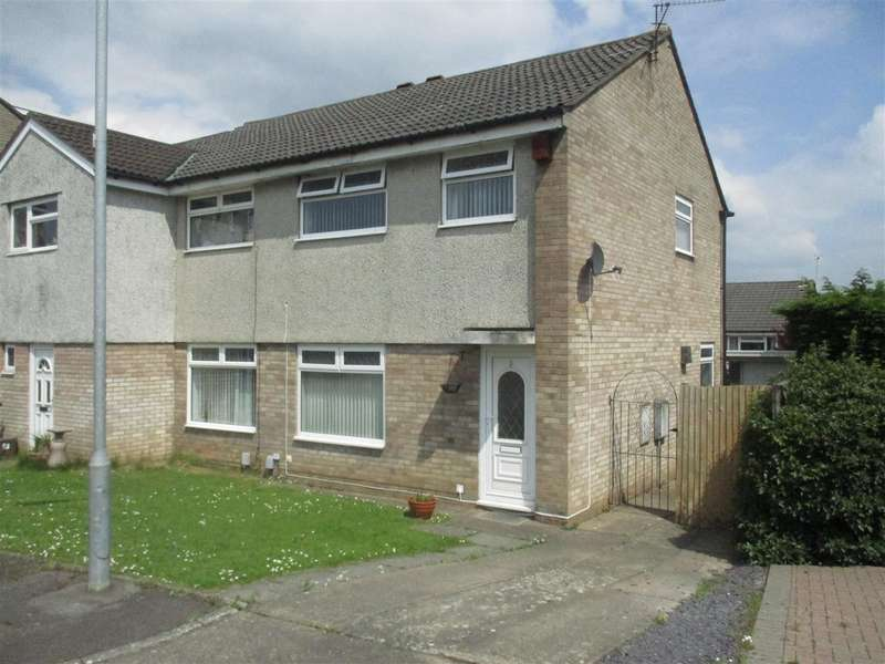 3 Bedrooms Property for sale in Hughs Close, Danescourt, Llandaff, Cardiff
