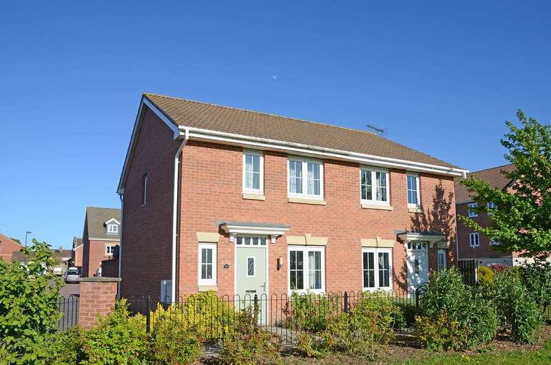 3 Bedrooms Semi Detached House for sale in Old School Walk, York