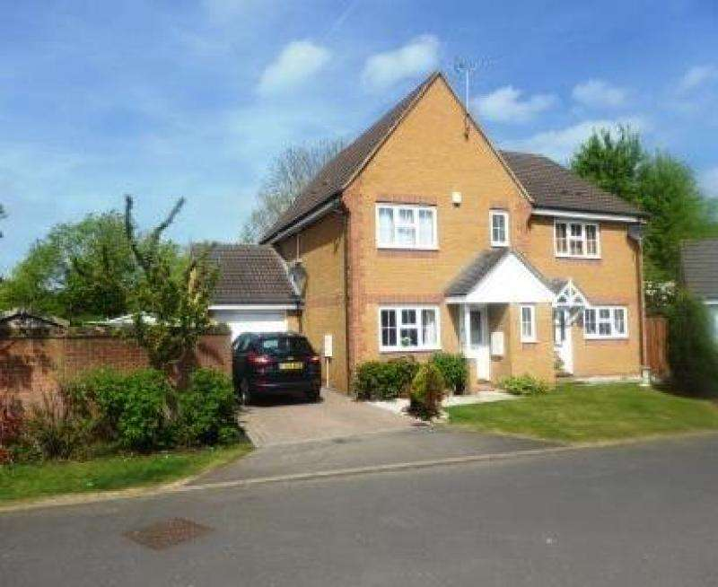 3 Bedrooms Semi Detached House for sale in 20 Century Close