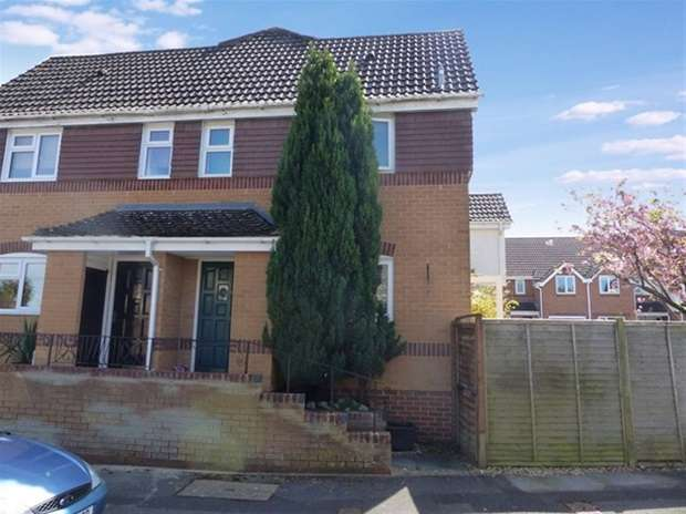 1 Bedroom Terraced House for sale in Pampas Court, Warminster