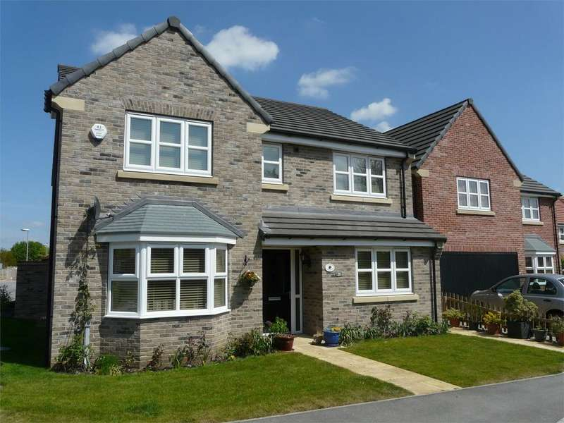 4 Bedrooms Detached House for sale in Robb Street, Pocklington, York