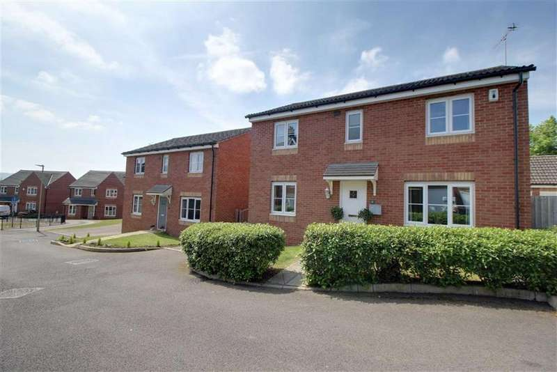 4 Bedrooms Detached House for sale in The Forge, Gloucester
