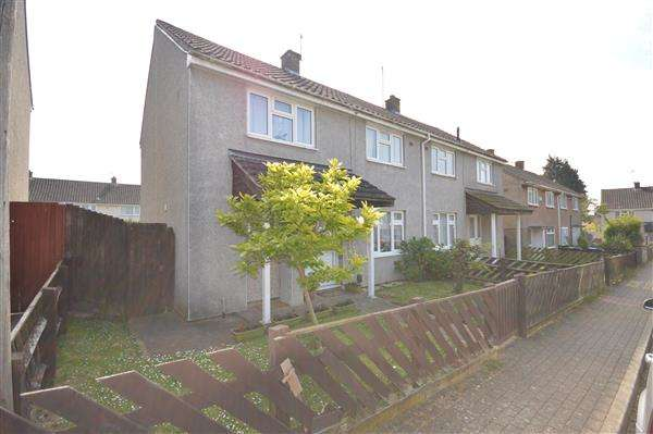 3 Bedrooms Semi Detached House for sale in ROMNEY ROAD, CORBY
