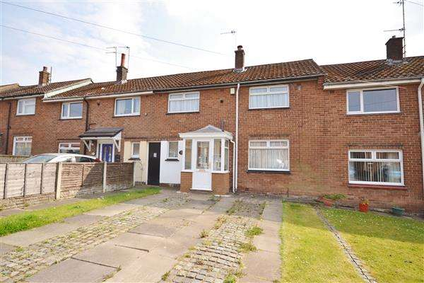 3 Bedrooms Terraced House for sale in St Gregory's Place, Chorley