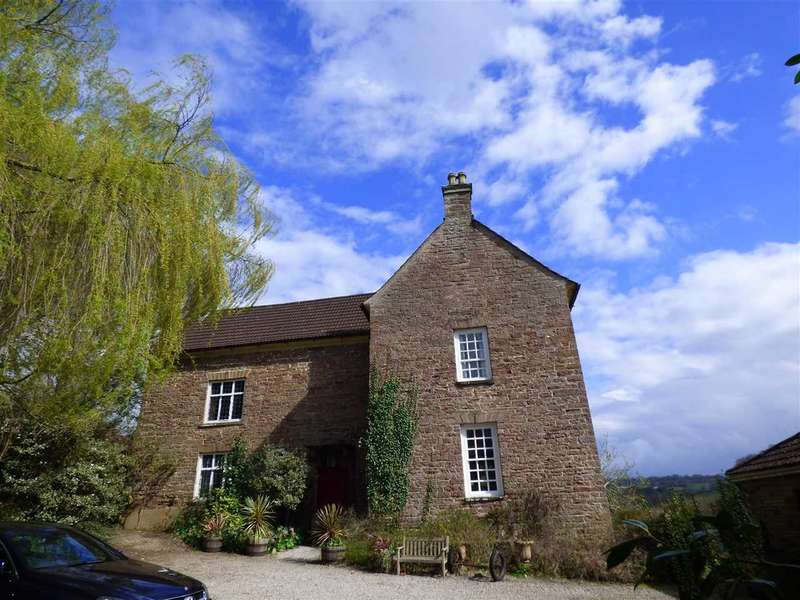 5 Bedrooms Detached House for sale in South Lodge, Savage Hill, Newland, Monmouth