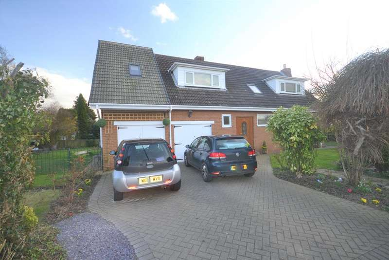 3 Bedrooms Detached House for sale in Croft Hills, Stokesley TS5