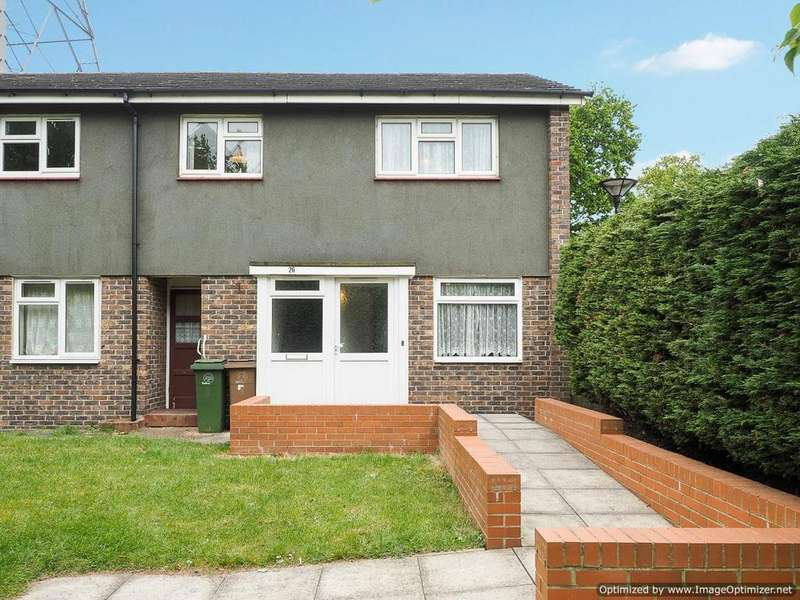 3 Bedrooms End Of Terrace House for sale in Alcorn Close, Sutton SM3