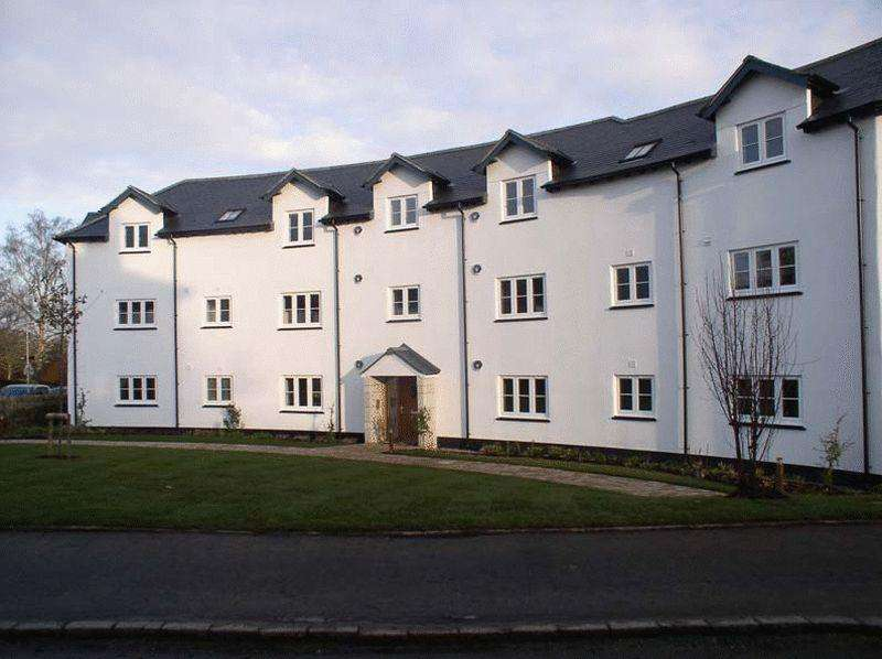 2 Bedrooms Apartment Flat for sale in Stannary Gardens, Chagford