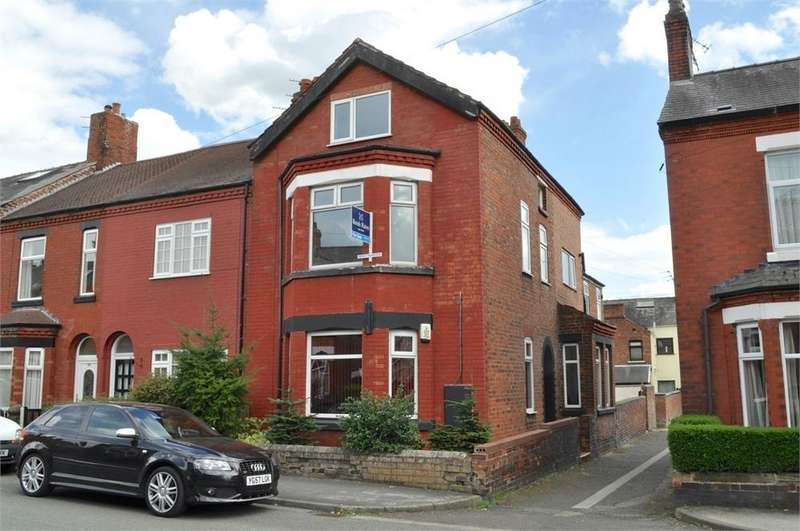 2 Bedrooms Flat for sale in Victoria Road, NORTHWICH, Cheshire