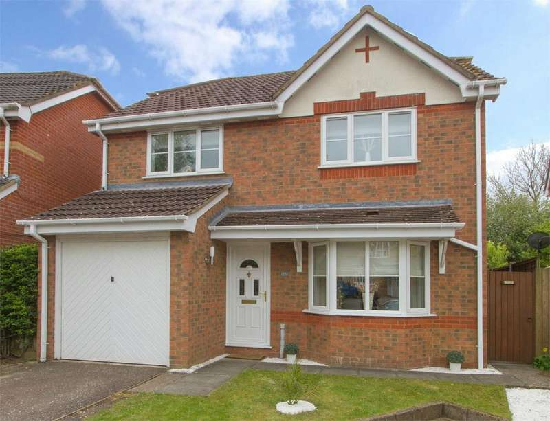 3 Bedrooms Detached House for sale in Birch Close, Scarning, Norfolk