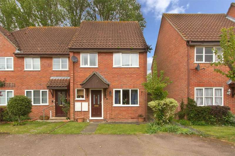 3 Bedrooms End Of Terrace House for sale in Marwood Close, Wymondham, Norfolk