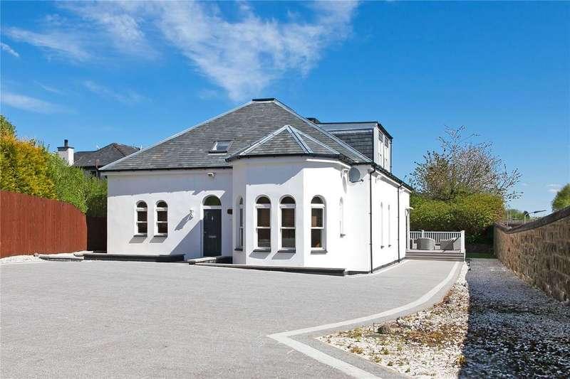 5 Bedrooms Detached House for sale in Tower Lodge, Milliken Park Road, Kilbarchan, Renfrewshire