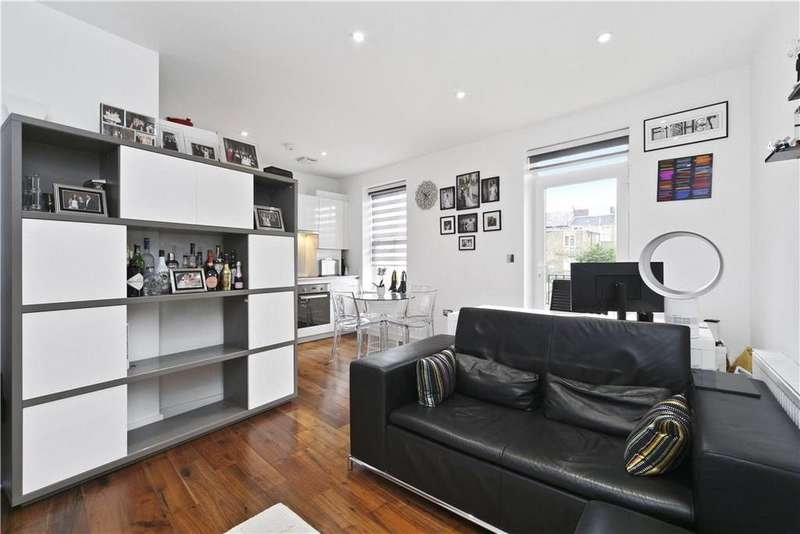 2 Bedrooms Flat for sale in Regal Court, 169 Malvern Road, London, NW6