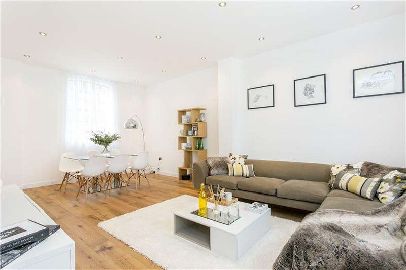 2 Bedrooms House for sale in 16 Hatcham Mews, London, SE14