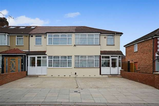 6 Bedrooms Detached House for sale in Empire Road, Perivale, GREENFORD, Middlesex