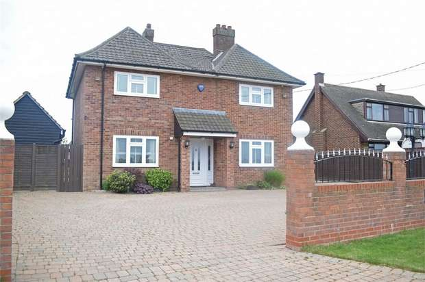 4 Bedrooms Detached House for sale in Falkenham, Falkenham, Ipswich, Suffolk