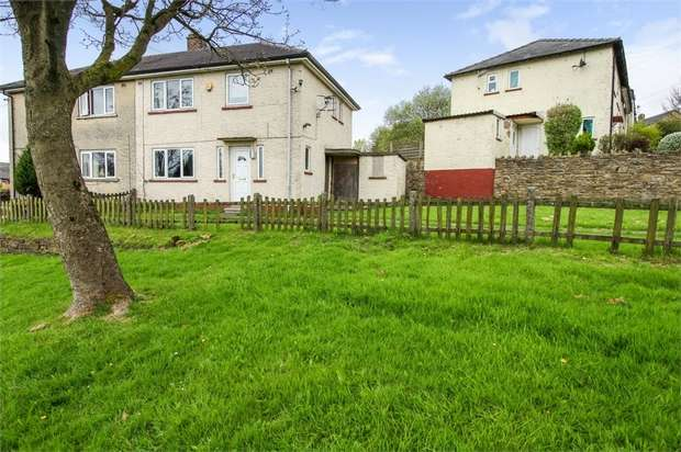 3 Bedrooms Semi Detached House for sale in Greystones Mount, Keighley, West Yorkshire
