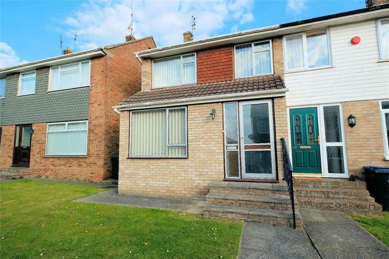 3 Bedrooms End Of Terrace House for sale in All Saints Close, WHITSTABLE, Kent