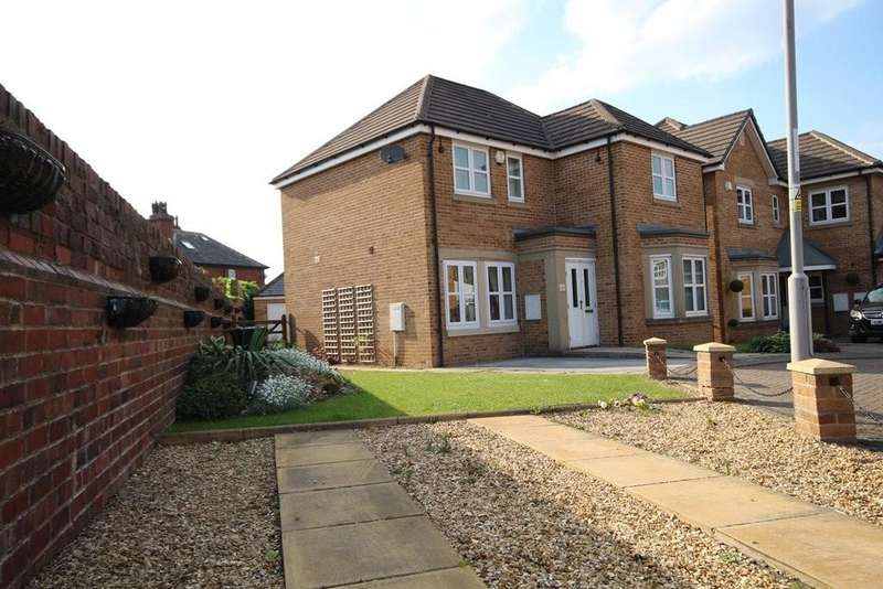 3 Bedrooms Detached House for sale in St Davids Close, Robin Hood