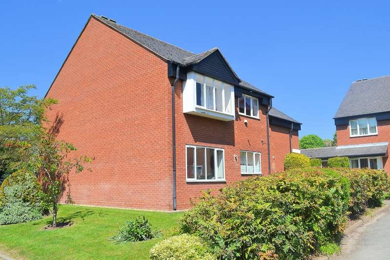 2 Bedrooms Flat for sale in Gledhill Park, Tamworth Road, Lichfield