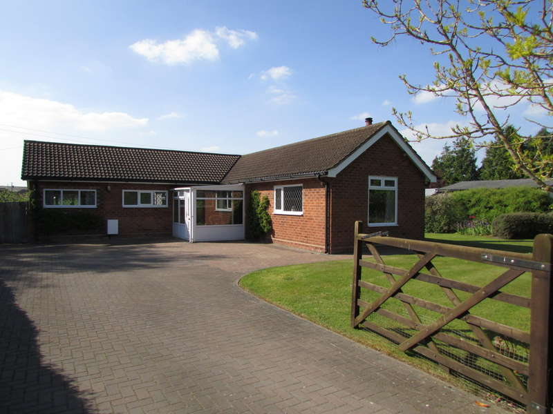3 Bedrooms Detached Bungalow for sale in Grange Lane, Winsford
