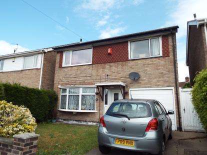 4 Bedrooms Detached House for sale in Cross Street, Arnold, Nottingham