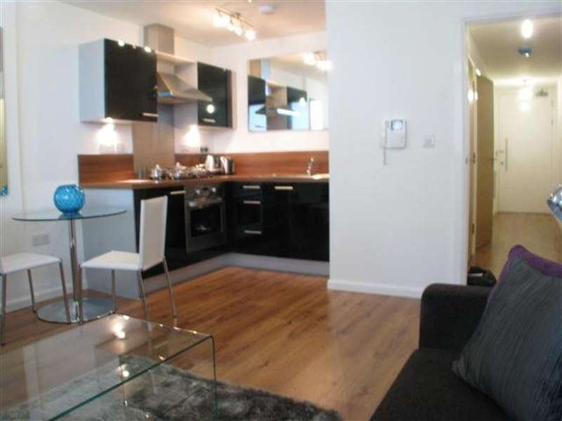1 Bedroom Flat for rent in 15 Mann Island, Liverpool,