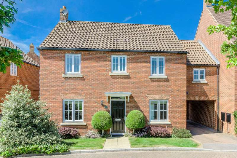 5 Bedrooms Link Detached House for sale in Merman Rise, Oxley Park