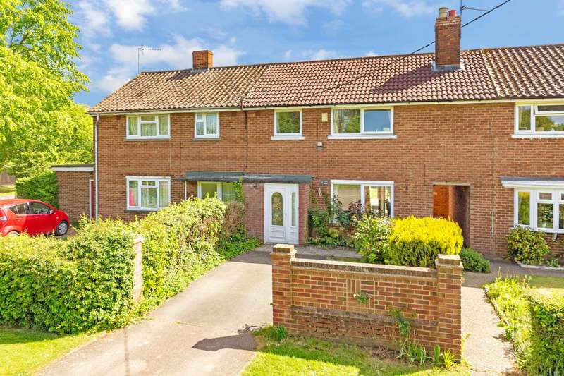 3 Bedrooms Terraced House for sale in West Dene, Gaddesden Row