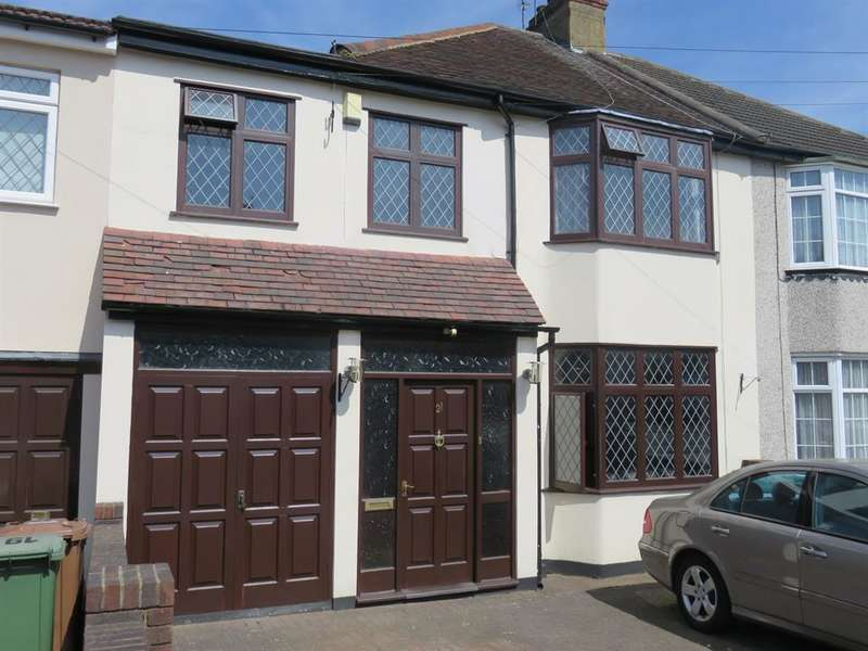 5 Bedrooms Semi Detached House for sale in Huxley Road, Welling, Kent, DA16 2EN