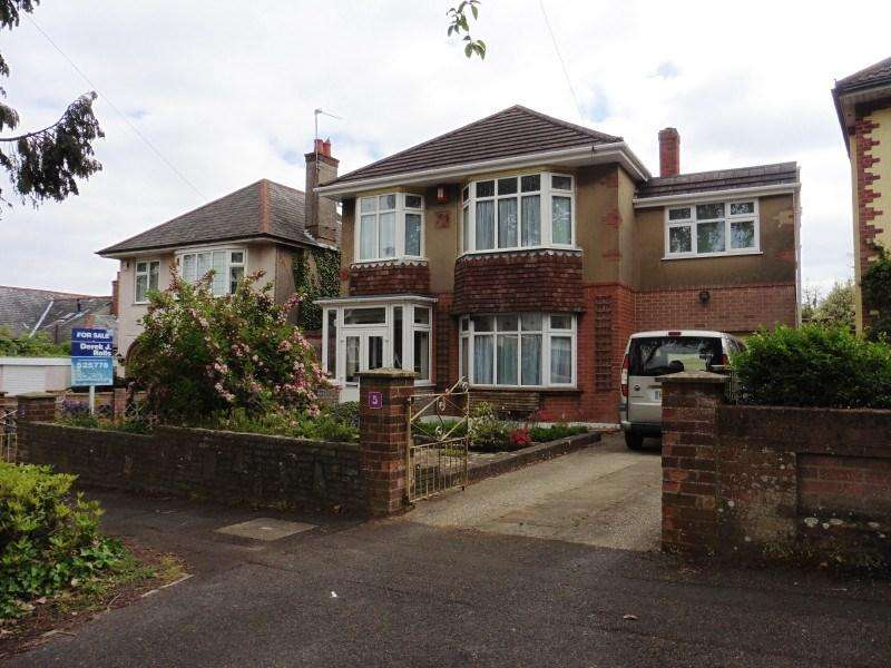 5 Bedrooms Detached House for sale in Ashridge Avenue, Northbourne, Bournemouth