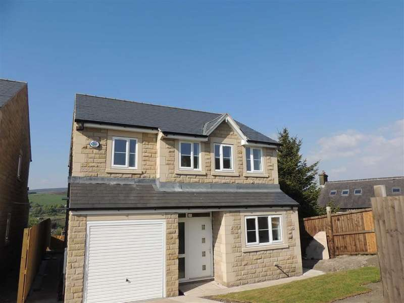 4 Bedrooms Property for sale in Paradise Street, Hadfield, Glossop