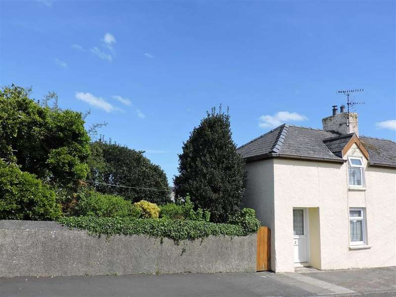 2 Bedrooms Cottage House for sale in Ropewalk, Fishguard