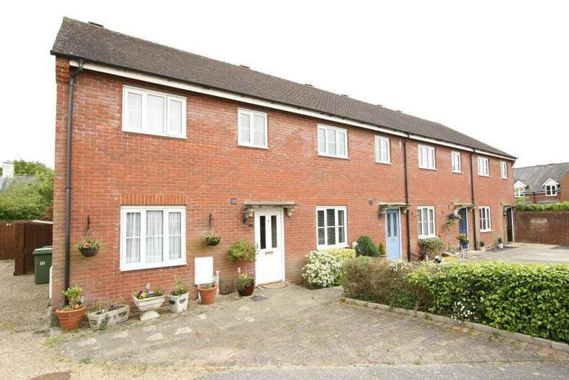 3 Bedrooms End Of Terrace House for sale in The Sawmills, Durley SO32