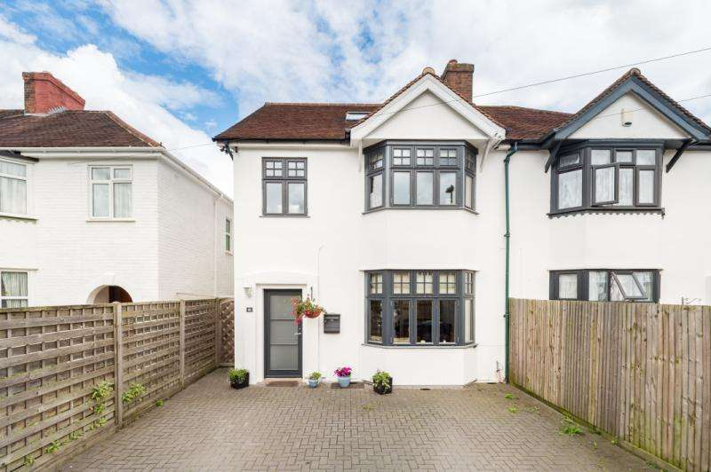 5 Bedrooms Semi Detached House for sale in Southdale Road, Oxford