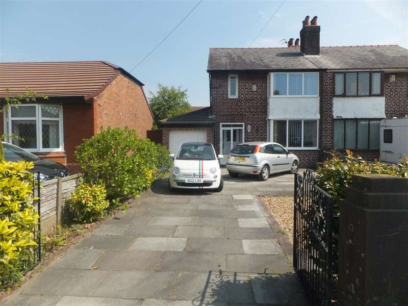 3 Bedrooms Semi Detached House for sale in Warrington Road, Rainhill, Prescot