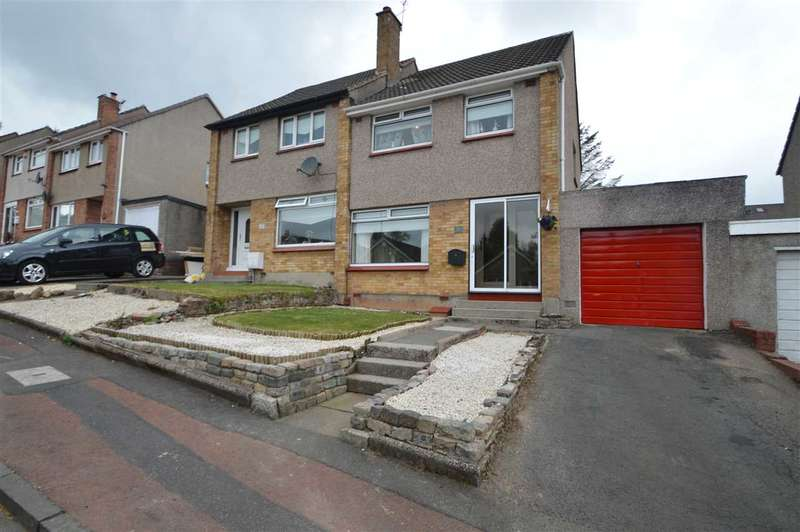 3 Bedrooms Semi Detached House for sale in Balfron Crescent, Hamilton