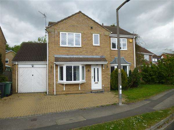 4 Bedrooms Detached House for sale in Stratford Way, York