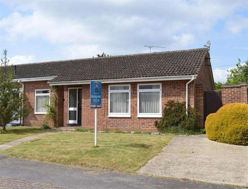 2 Bedrooms Terraced Bungalow for sale in 7 Gold Close, Elsenham
