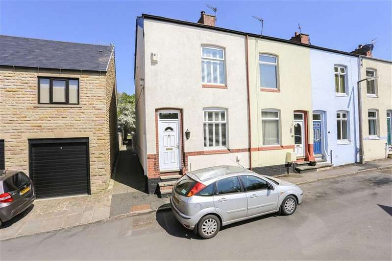 2 Bedrooms Terraced House for sale in Townley Terrace, Marple, Cheshire