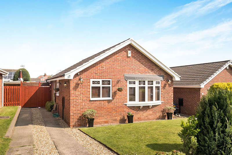 2 Bedrooms Detached Bungalow for sale in Lodge Hill Drive, Kiveton Park, Sheffield, S26