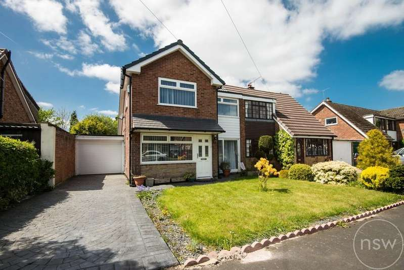 2 Bedrooms Semi Detached House for sale in Noel Gate, Aughton