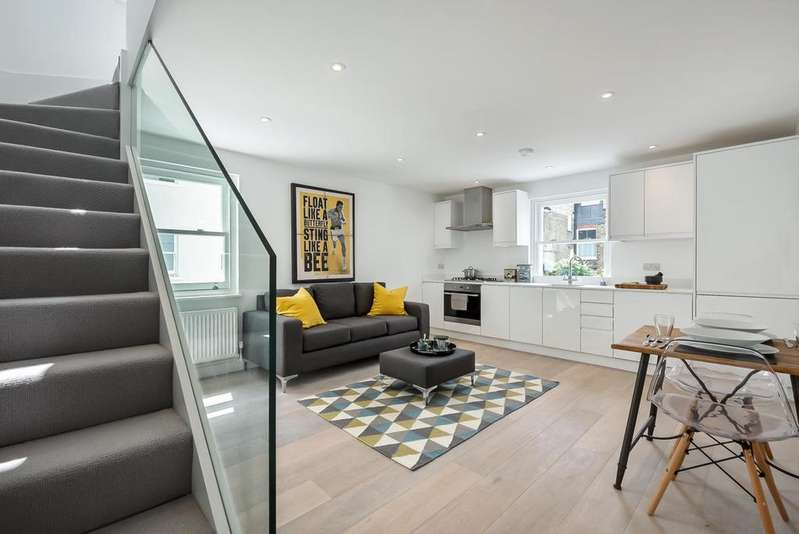 1 Bedroom Apartment Flat for sale in SISTERS AVENUE, SW11