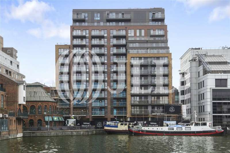 1 Bedroom Flat for sale in Dockside, Turnberry Quays, London, E14