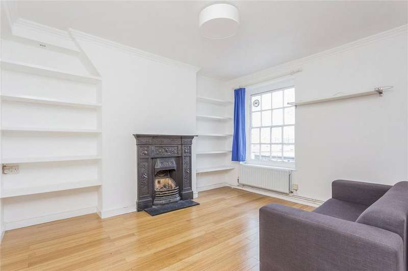 2 Bedrooms Flat for sale in Dinmont House, Pritchards Road, London, E2