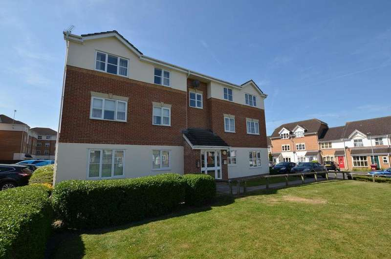 1 Bedroom Apartment Flat for sale in Elm Park, Reading