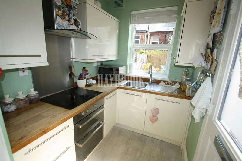 3 Bedrooms Terraced House for sale in Meersbrook Avenue
